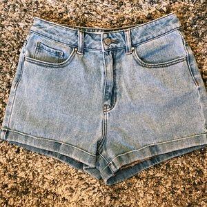 PacSun mom jean shorts